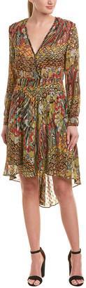 Zadig & Voltaire Roumi Deluxe Shift Dress