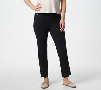 Factory Quacker Short DreamJeannes Pull-On Slim Ankle Pants