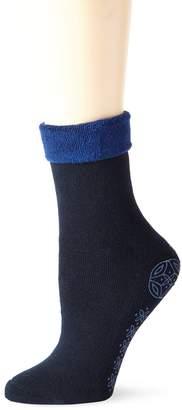 Elbeo Women's Socke W mit ABS-Prin