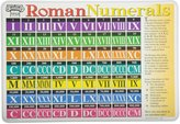 PAINLESS LEARNING PLACEMATS-Roman Numerals-Placemat