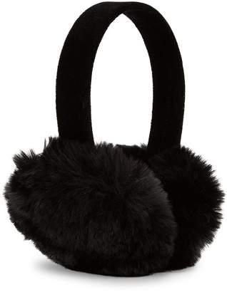 Surell Faux Beaver Fur Earmuffs