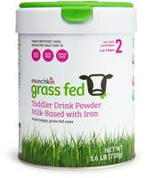 Munchkin Stage 2 Grass-Fed Milk-Based Toddler Drink with Iron - 25.6oz