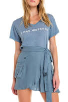 Wildfox Couture 7-Day Weekend Tee
