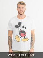 Junk Food Clothing Classic Mickey Mouse Tee-elecw-s