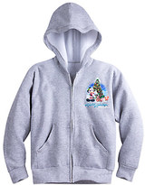 Disney Santa Mickey Mouse and Friends Holiday Hoodie for Boys - Walt World