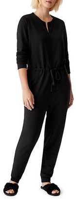 Eileen Fisher Roundneck Ankle Jumpsuit