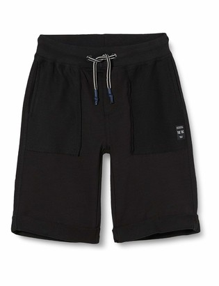 Tuc Tuc Tuc Baby Boys' Baskidss20 Swim Trunks Black (Negro 30) One (Size: 8A)