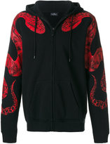 Marcelo Burlon County of Milan Maive hooded jacket