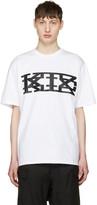 Kokon To Zai White Classic Logo T-shirt