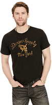 Denim & Supply Ralph Lauren Graphic Crew Neck, Polo Black