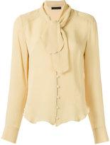 Talie Nk - silk shirt - women - Silk - 36