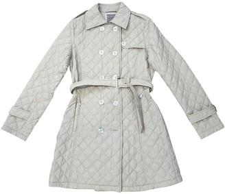 Romeo Gigli Beige Coat for Women