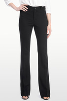 NYDJ Teresa Trouser In Knit Twill In Petite