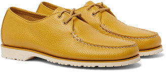 Sperry The Captain's Leather Boat Shoes