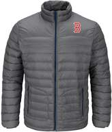 Majestic Men's Boston Red Sox Train To Win Puffer Jacket