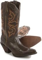 "Durango Rock 'n' Scroll Cowboy Boots - 12"", J-Toe (For Women)"