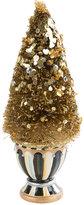 Mackenzie Childs MacKenzie-Childs - Precious Metals Bottle Brush Decorative Tree - Extra Small
