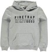 Firetrap Ivory Hoody Junior Boys