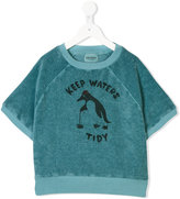 Bobo Choses Keep Waters Tidy sweatshirt