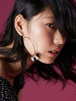 Diane von Furstenberg Beaded Earring