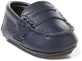 Ralph Lauren Boy Telly Leather Loafer