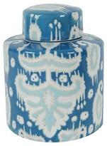"""A&B Home Decorative Vase - Blue/Multi-Colored (9"""")"""