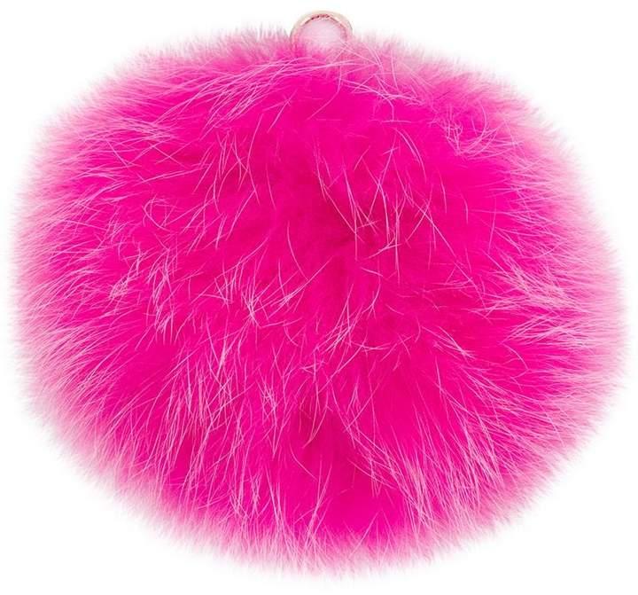 Furla Bubble pom pom jey ring