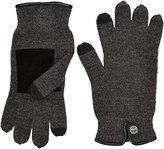 Timberland Men's GL360097 Wool Blnd T Charcoal Gloves