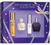 Elizabeth Taylor The Collection 4 Pc. Gift Set ( Eau De Toilette Spray 0.5 Oz Of White Diamonds & Passion + Eau De Parfum Spray Of Forever Elizabeth 0.5 Oz & Violet Eyes 0.33 Oz )