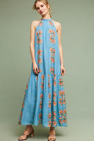 Carolina K. Neoma Silk Maxi Dress