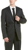 Hart Schaffner Marx Wool-blend Suit.