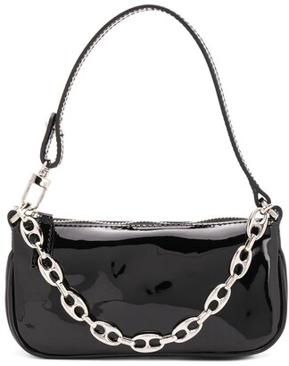 BY FAR Chain Strap Shoulder Bag