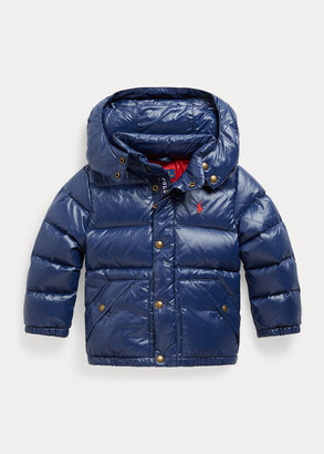 Ralph Lauren Water-Repellent Down Jacket