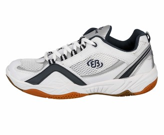 Brütting Unisex - Adults Event Indoor Sports Shoes - Indoors white EU 36