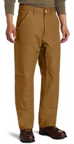 Carhartt Men's Double Front Dungaree Flannel Lined