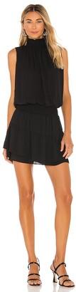 Krisa Turtleneck Mini Dress