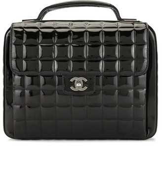 Chanel Pre Owned 2002 Choco Bar briefcase