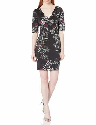 GUESS Women's Half Sleeve Natasha Dress