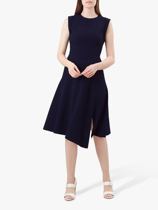 Hobbs Ashlyn Dress, Navy