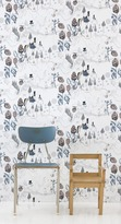 ferm LIVING Mountain Friends Wallpaper