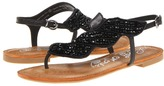 Naughty Monkey Illusion (Black) - Footwear