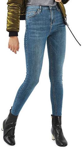 Topshop MOTO Jamie Jeans 30-Inch Leg