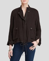 Free People Jacket - Double Cloth Sporty