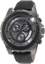 Ecko Unlimited Men's E16503G1 The Palace Leather Watch