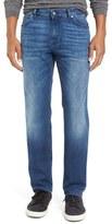 BOSS Men's 'Main' Straight Leg Jeans