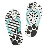 Disney 101 Dalmatians Flip Flops for Kids