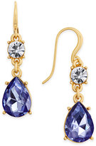 Charter Club Crystal Drop Earrings, Only at Macy's