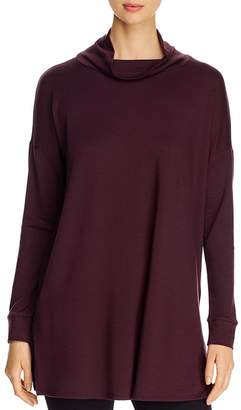 Eileen Fisher Cowl-Neck Tunic