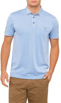 Ted Baker Polo With Contrast Collar