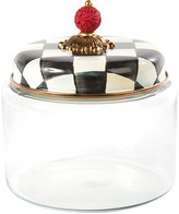Mackenzie Childs Courtly Check Kitchen Canister